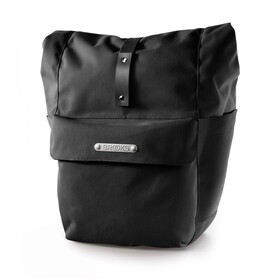Brooks Suffolk Rear Sidetaske, black